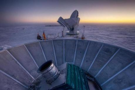 Was it just dust? Harvard-led team's cosmic inflation discovery uncertain