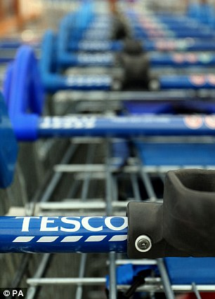 SIMON WATKINS: Prepare for revolution in the aisles as Tesco scraps supplier …
