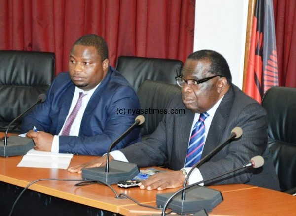 Malawi govt claims greater forex, import cover: Economic growth
