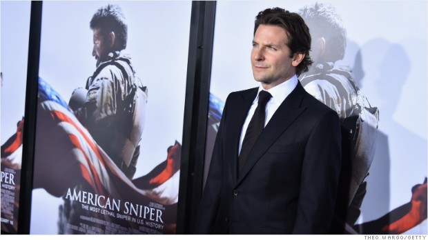 Second record weekend for 'American Sniper'