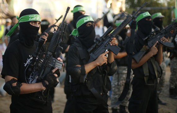 Hamas Warns: Give Us Money Or We'll Become Terrorists