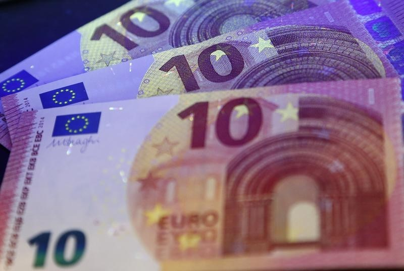 FOREX-Euro rises against dollar; eyes are on Fed for rate hike clues