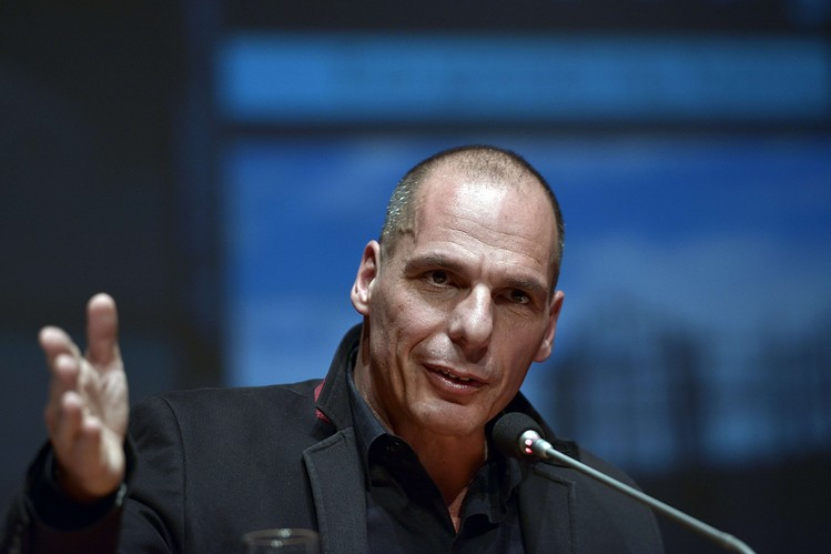 The Euro is Like Hotel California For Greece's Varoufakis