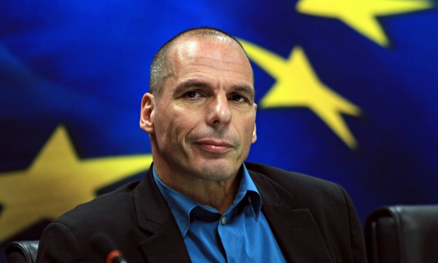 Greece's New Finance Minister: 'You Have To Be Prepared To Blow The Whole …